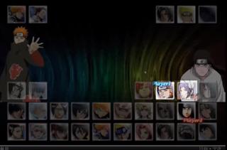 Naruto 2.1 - Chơi Game Bleach VS Naruto 2.1 miễn phí 1