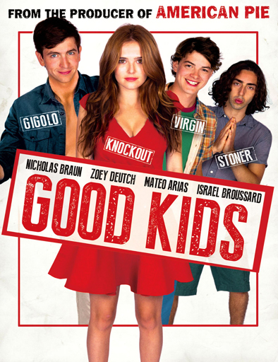 Ver Good Kids (2016) Online