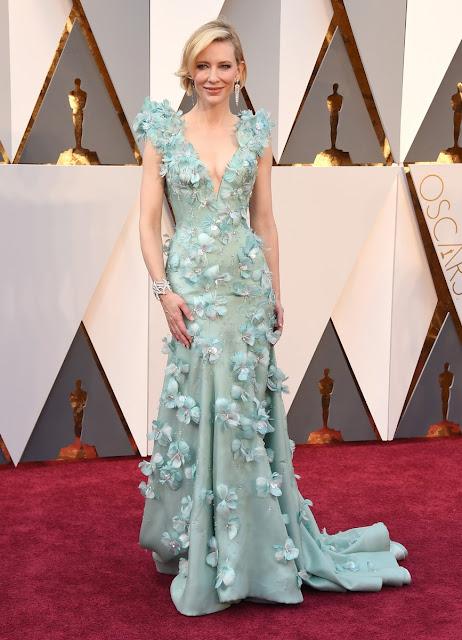 Cate Blanched en los Oscars 2016 - Foto: Gtres Online