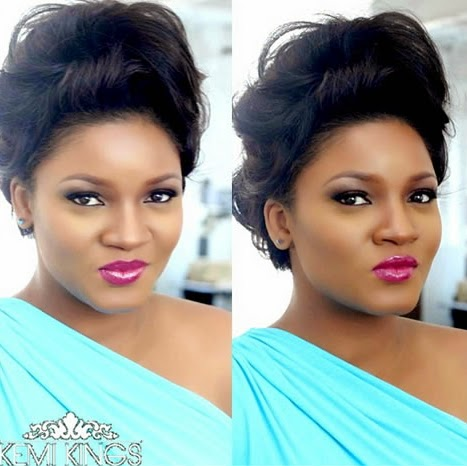 omotola jalade political party support