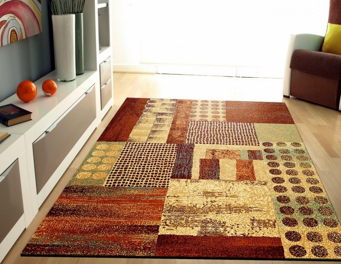 Lekune alfombras modernas de dise o o de lana for Tipos de alfombras