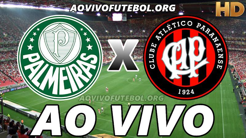 Palmeiras x Atlético Paranaense Ao Vivo HDTV