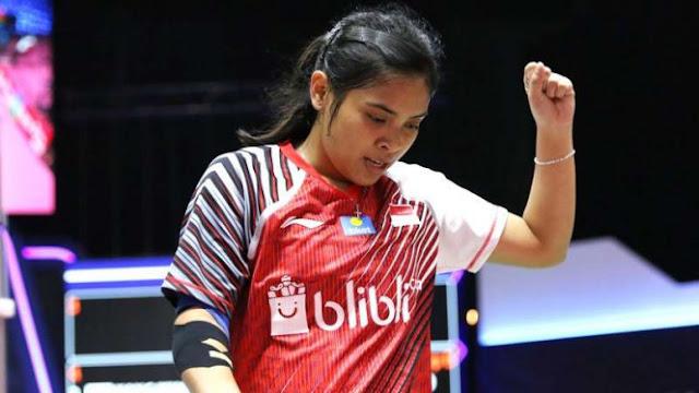 Formula Jitu Gregoria Mariska 'Usir' Pemain China dari Denmark Terbuka