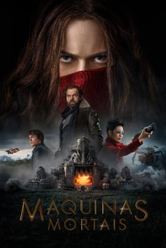 Máquinas Mortais Torrent – BluRay 720p/1080p/4K Dual Áudio