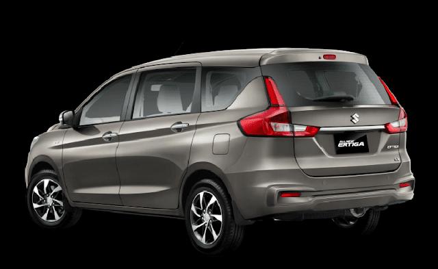 Gambar Hadir Mobil Terbaru Suzuki All New Ertiga di Kelas Low MPV
