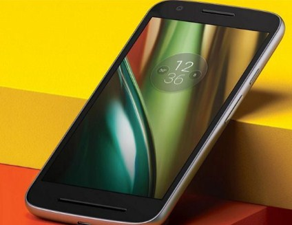 Handphone Moto E3 Power