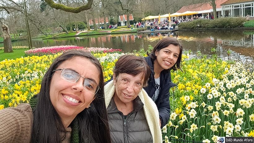 Parque das Tulipas Keukenhof, Lisse, Holanda - Retrospectiva 2018: as melhores viagens do ano