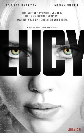 LUCY (2014) Ver Online - Español latino