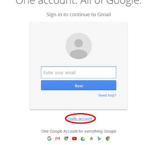 Cara Membuat Email di Gmaail Terbaru 2016