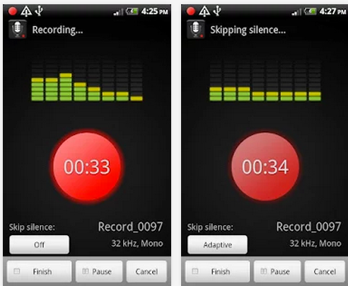 5 Good Android Audio Recording Apps to Use with Students