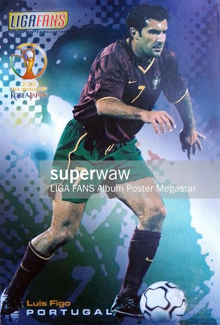 Luis Filipe Figo Portugal 2002