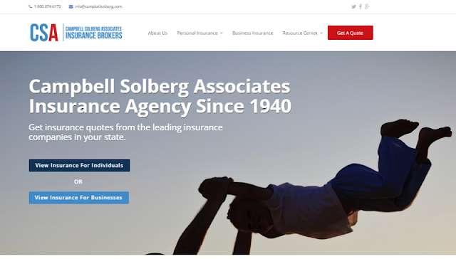 Campbell Solberg Associates Inc