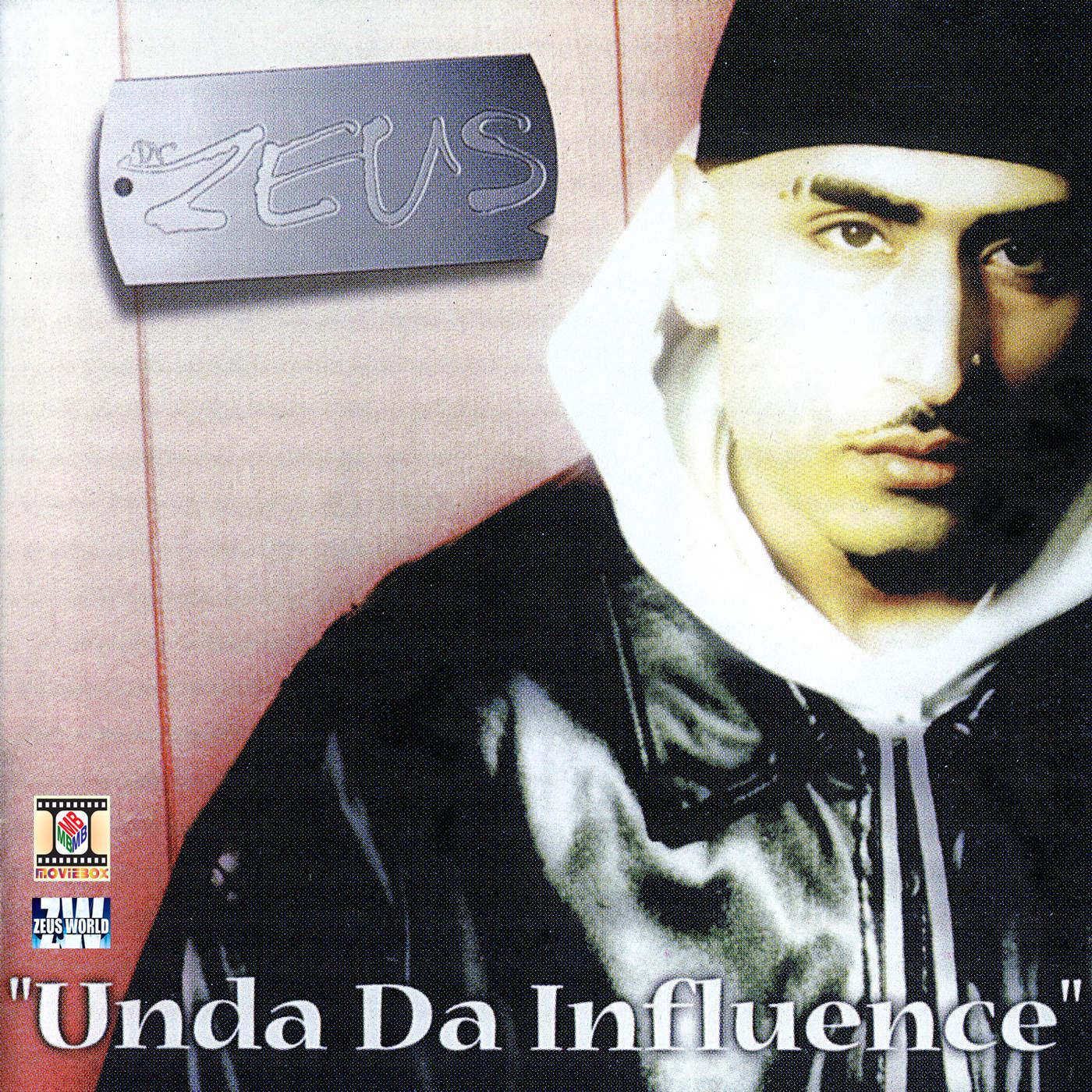 Dr. Zeus - Unda Da Influence Cover