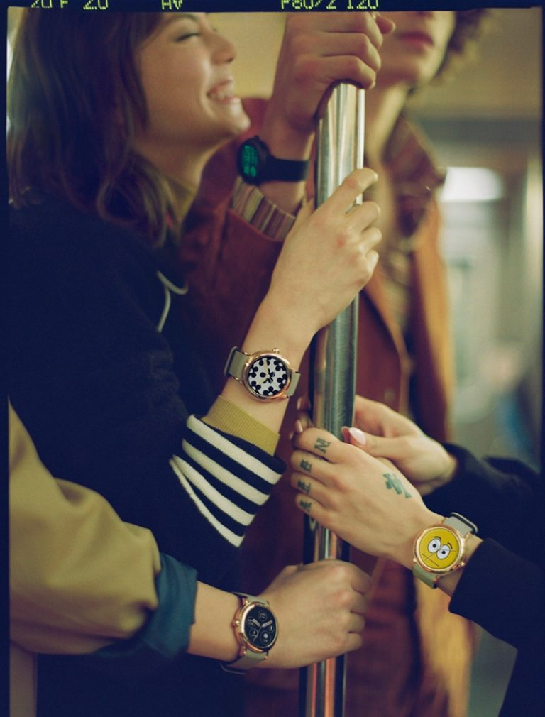 Lauren Tsai for Marc Jacobs Smartwatches