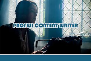 Mengenal Jasa Content Writer, Profesi Bagi Seorang penulis
