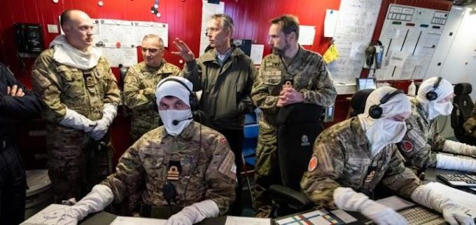 Учения НАТО Trident Juncture 18 выходят из-под контроля