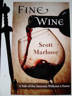 Portada del libro Fine Wine, de Scott Marlowe