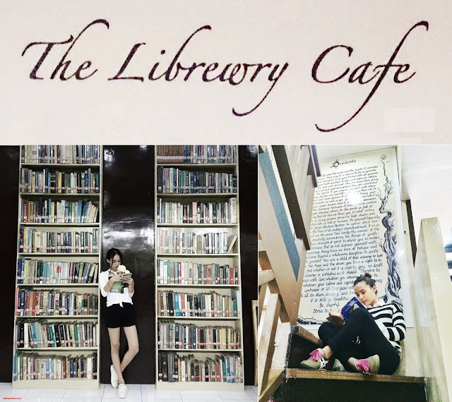 The Librewry Cafe: A Conducive Place To Study 24/7