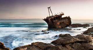 There at the bottom of the sea are the two millstones still grinding salt, for there is no one to say that they must grind no longer. That is why the sea is salt.