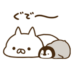 penguin and cat days3