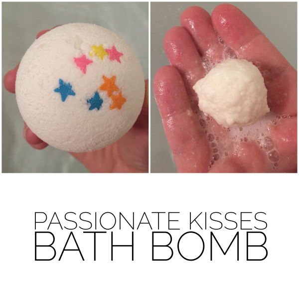 bbloggers, bbloggersca, canadian beauty bloggers, corks & bubbles, corks and bubbles, soap, bath bomb, green tea and white pear, passionate kisses, review, thoughts, giveaway, bath, skincare, pamper session