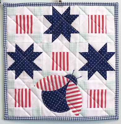 Quilt Inspiration: Free pattern day: Patriotic and flag quilts : quilt in a day free patterns - Adamdwight.com