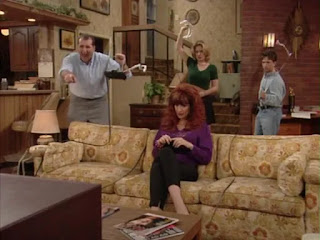 The set of Married with Children, For no reason