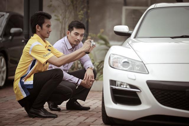 Memilih asuransi mobil