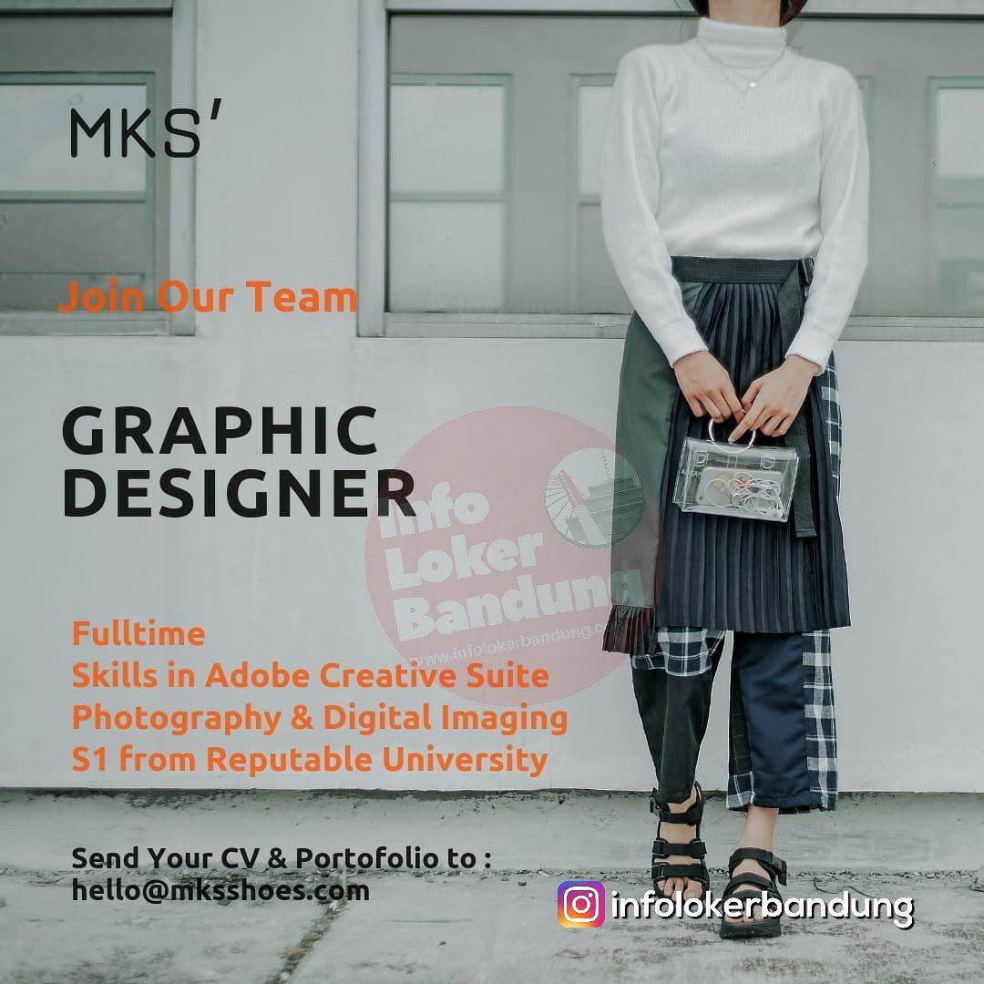 Lowongan Kerja Mks Shoes Bandung Februari 2019