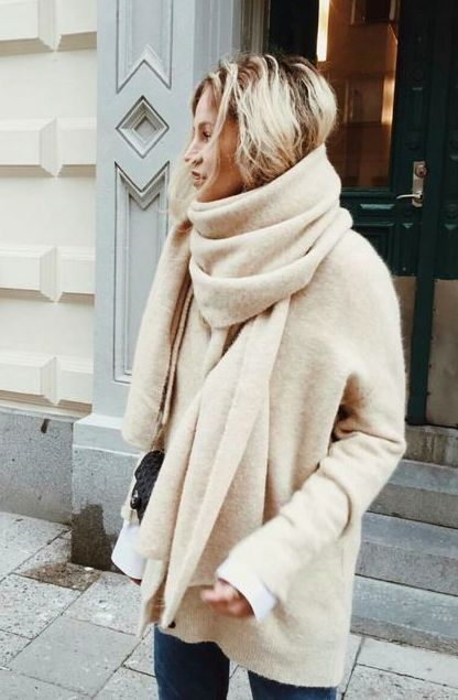 Wrap up cosy….