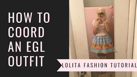 The Anatomy of EGL Fashion - Kawaii Fridays!