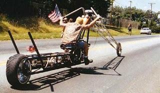 moto unica e inusual