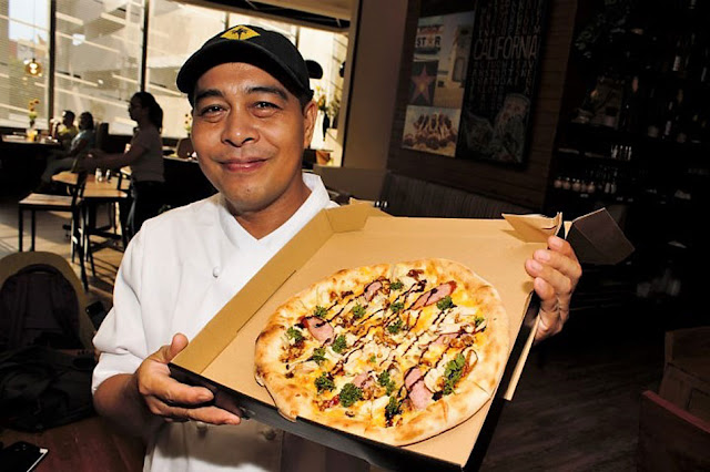 California Pizza Kitchen Philippines - National Pizza Day 2017