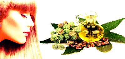 huile de ricin cheveux