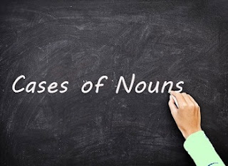 Cases-of-nouns