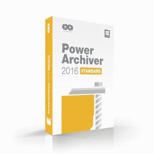 تحميل POWERARCHIVER 2016 مجانا لضغط الملفات