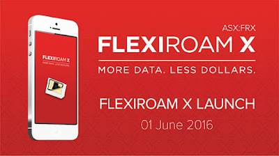 Flexiroam X Free 1GB Data Roaming