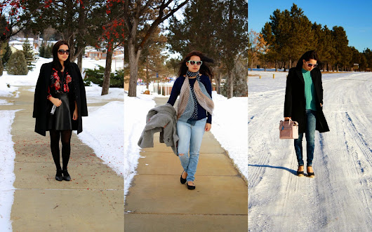 Looking back: 2014 outfits recap..
