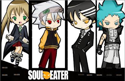 Soul Eater -Lưỡi Hái Tử Thần