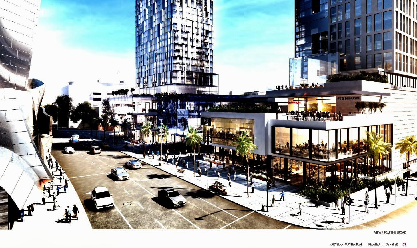 Building Los Angeles Grand Avenue Project S 650 Million