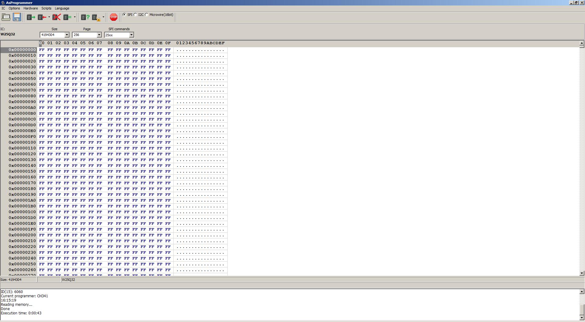 Download AsProgrammer Software Flash Receiver Chipset Montage