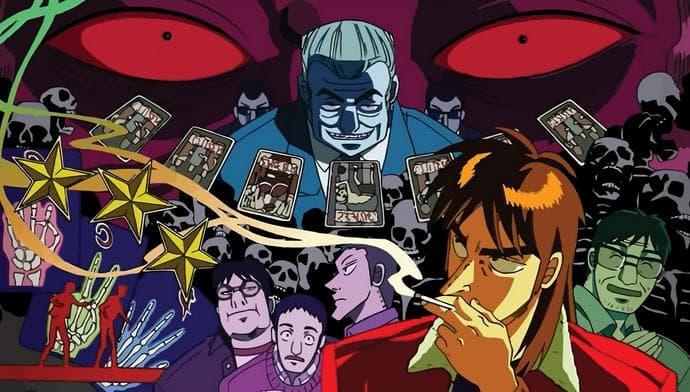 جميع حلقات انمي Gyakkyou Burai Kaiji Ultimate Survivor S1 الموسم الأول مترجم (تحميل + مشاهدة مباشرة)
