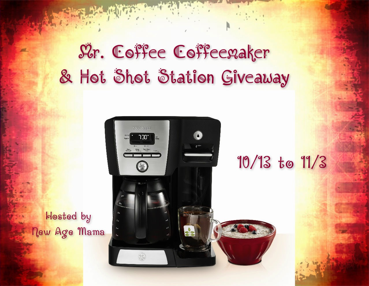 The Mr Coffee Coffeemaker Hot Shot Station Will Put Students On Fast Track To Food And Beverage Prep This Multi Tasking
