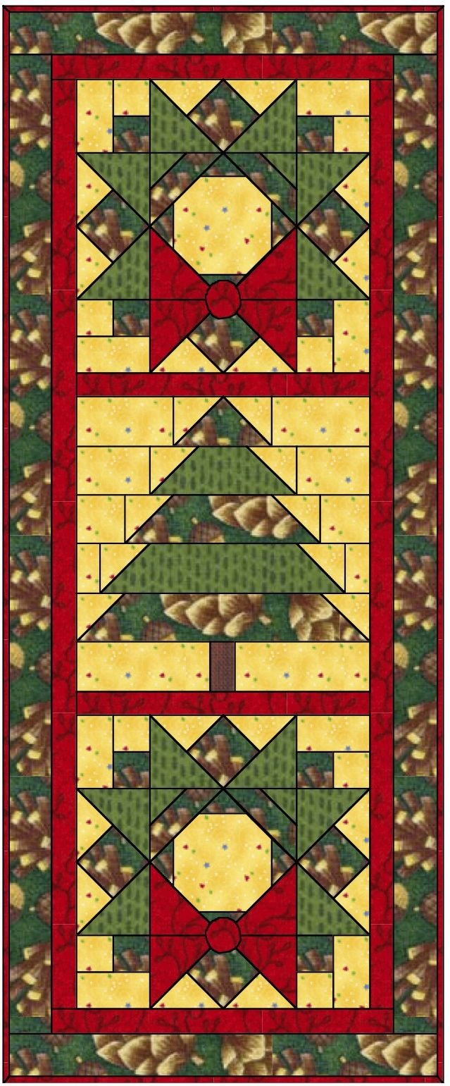 Apple Avenue Quilts Santa Day Fourteen And A Free Pattern