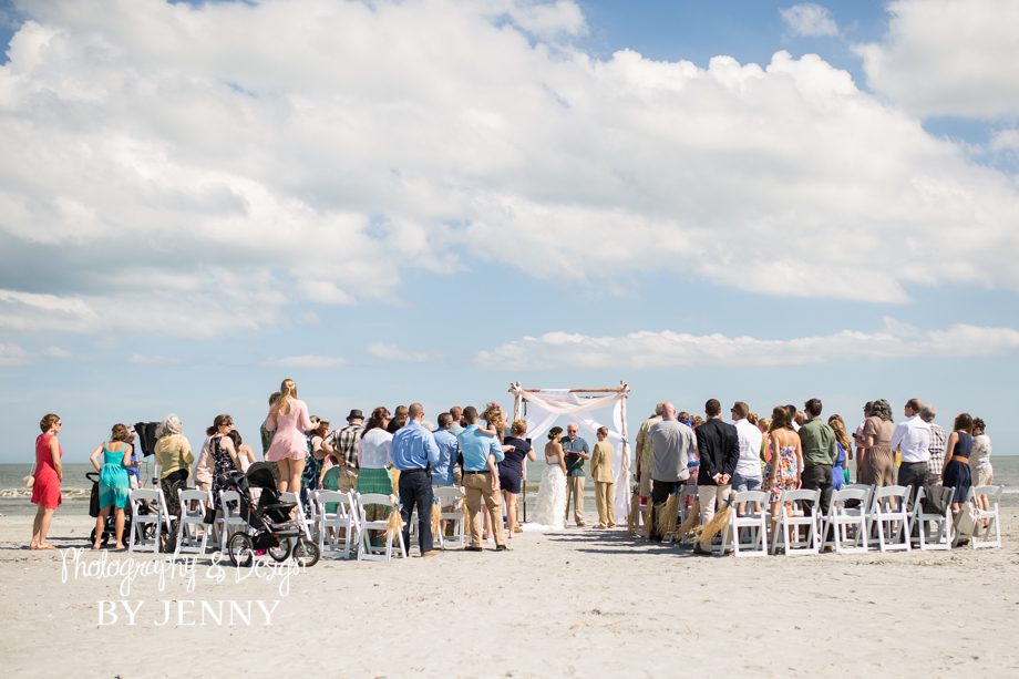 Their Reception At The Pelican Watch Pavilion Of Folly Beach Park It Was A Beautiful Start To Marriage I M Honored Have Been Part