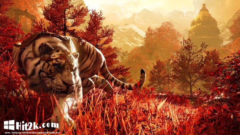 Far Cry 4 Crack Full Repack