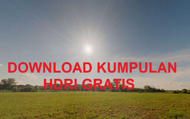 Download HDRI Sketchup Gratis
