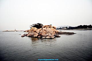 Small Island near Umananda Island