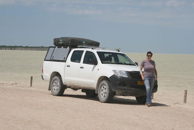 organizzare un self drive in Namibia