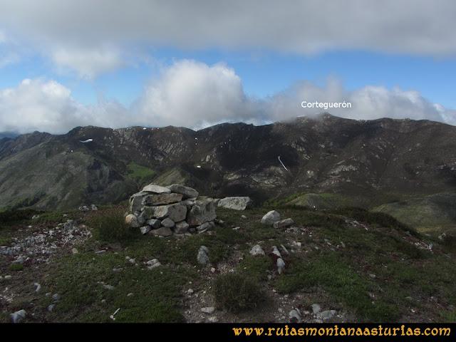 Ruta Les Rapaines, Lago Ubales, Cascayón: Cima del Entrepicos